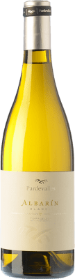 7,95 € Envoi gratuit | Vin blanc Pardevalles D.O. Tierra de León Castille et Leon Espagne Albarín Bouteille 75 cl