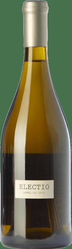 34,95 € Envío gratis | Vino blanco Parés Baltà Electio Crianza D.O. Penedès Cataluña España Xarel·lo Botella 75 cl