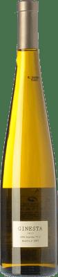 17,95 € Envío gratis | Vino blanco Parés Baltà Ginesta Blanc D.O. Penedès Cataluña España Gewürztraminer Botella 75 cl