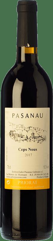 16,95 € Envoi gratuit   Vin rouge Pasanau Ceps Nous Joven D.O.Ca. Priorat Catalogne Espagne Merlot, Syrah, Grenache, Cabernet Sauvignon, Carignan Bouteille 75 cl