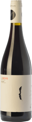 8,95 € Free Shipping | Red wine Pascona Lo Petitó Joven D.O. Montsant Catalonia Spain Merlot, Syrah Bottle 75 cl