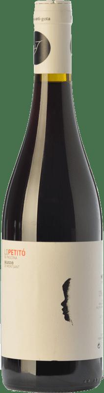 8,95 € Envío gratis   Vino tinto Pascona Lo Petitó Joven D.O. Montsant Cataluña España Merlot, Syrah Botella 75 cl