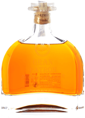 593,95 € Free Shipping | Tequila Patrón Gran Burdeos Mexico Bottle 70 cl