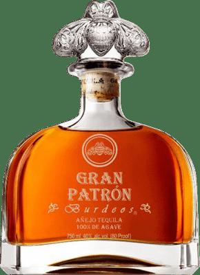 593,95 € Envoi gratuit | Tequila Patrón Gran Burdeos Mexique Bouteille 70 cl