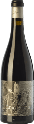 39,95 € Free Shipping | Red wine Peique Luis Crianza D.O. Bierzo Castilla y León Spain Mencía Bottle 75 cl