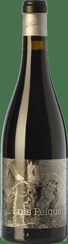 39,95 € Envío gratis | Vino tinto Peique Luis Crianza D.O. Bierzo Castilla y León España Mencía Botella 75 cl