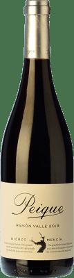 9,95 € Free Shipping | Red wine Peique Ramón Valle Joven D.O. Bierzo Castilla y León Spain Mencía Bottle 75 cl
