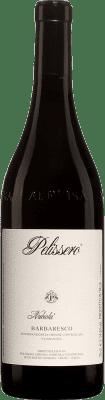 36,95 € Free Shipping | Red wine Pelissero Nubiola D.O.C.G. Barbaresco Piemonte Italy Nebbiolo Bottle 75 cl