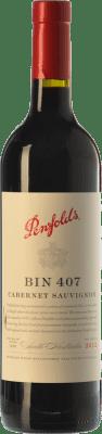 74,95 € Free Shipping | Red wine Penfolds Bin 407 Crianza I.G. Southern Australia Southern Australia Australia Cabernet Sauvignon Bottle 75 cl