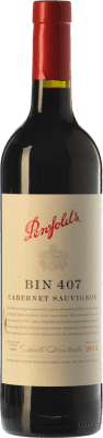 65,95 € Envoi gratuit | Vin rouge Penfolds Bin 407 Crianza I.G. Southern Australia Australie méridionale Australie Cabernet Sauvignon Bouteille 75 cl