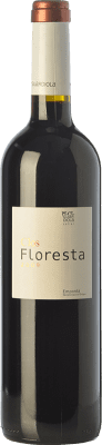 15,95 € Free Shipping | Red wine Pere Guardiola Clos Floresta Reserva D.O. Empordà Catalonia Spain Syrah, Grenache, Cabernet Sauvignon Bottle 75 cl