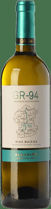 11,95 € Free Shipping | White wine Perelada GR-94 D.O. Rías Baixas Galicia Spain Albariño Bottle 75 cl