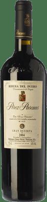 Vin rouge Pérez Pascuas Gran Selección Gran Reserva 2010 D.O. Ribera del Duero Castille et Leon Espagne Tempranillo Bouteille 75 cl
