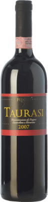 53,95 € Free Shipping | Red wine Perillo 2007 D.O.C.G. Taurasi Campania Italy Aglianico Bottle 75 cl