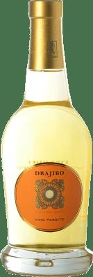 19,95 € Free Shipping | Sweet wine Perla del Garda Drajibo I.G.T. Benaco Bresciano Lombardia Italy Riesling, Trebbiano di Lugana, Incroccio Manzoni Half Bottle 50 cl