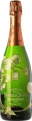 148,95 € Free Shipping | White sparkling Perrier-Jouët Cuvée Belle Époque Gran Reserva 2007 A.O.C. Champagne Champagne France Pinot Black, Chardonnay Bottle 75 cl | Thousands of wine lovers trust us to get the best price guarantee, free shipping always and hassle-free shopping and returns.