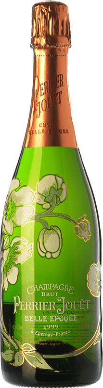 168,95 € Free Shipping | White sparkling Perrier-Jouët Cuvée Belle Époque Gran Reserva A.O.C. Champagne Champagne France Pinot Black, Chardonnay Bottle 75 cl