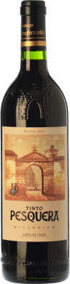82,95 € Free Shipping | Red wine Pesquera Millenium Reserva 2008 D.O. Ribera del Duero Castilla y León Spain Tempranillo Bottle 75 cl