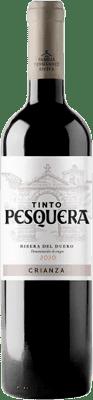 19,95 € Free Shipping | Red wine Pesquera Crianza D.O. Ribera del Duero Castilla y León Spain Tempranillo Bottle 75 cl