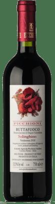 13,95 € Free Shipping   Red wine Picchioni Buttafuoco Luogo della Cerasa D.O.C. Oltrepò Pavese Lombardia Italy Barbera, Croatina, Vespolina Bottle 75 cl