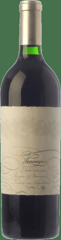 65,95 € Envoi gratuit | Vin rouge Piedra Negra François Lurton Chacayes Crianza I.G. Mendoza Mendoza Argentine Malbec Bouteille 75 cl