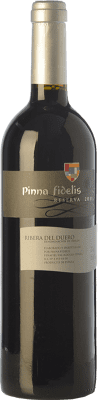 22,95 € Envío gratis | Vino tinto Pinna Fidelis Reserva D.O. Ribera del Duero Castilla y León España Tempranillo Botella 75 cl