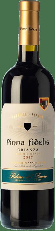 14,95 € Envoi gratuit | Vin rouge Pinna Fidelis Crianza D.O. Ribera del Duero Castille et Leon Espagne Tempranillo Bouteille 75 cl