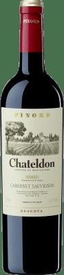 9,95 € Envoi gratuit | Vin rouge Pinord Chateldon Reserva D.O. Penedès Catalogne Espagne Cabernet Sauvignon Bouteille 75 cl