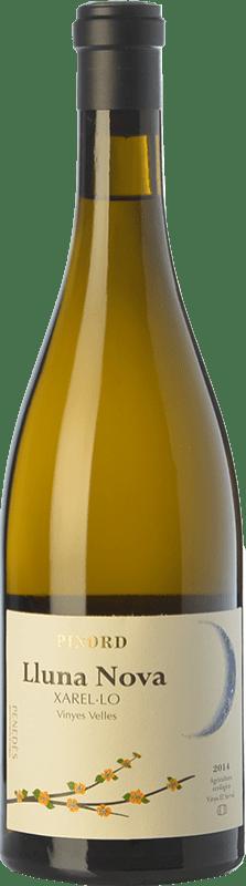 25,95 € Free Shipping | White wine Pinord Lluna Nova Crianza D.O. Penedès Catalonia Spain Xarel·lo Bottle 75 cl