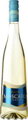 6,95 € Free Shipping | White wine Pinord Moscato Mediterráneo Joven D.O. Penedès Catalonia Spain Muscat of Alexandria Bottle 75 cl