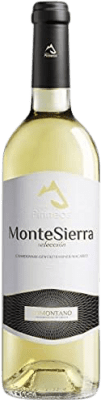 7,95 € Envoi gratuit | Vin blanc Pirineos Montesierra Joven D.O. Somontano Aragon Espagne Macabeo, Chardonnay Bouteille 75 cl