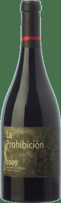 31,95 € Envío gratis | Vino tinto Pittacum La Prohibición Crianza D.O. Bierzo Castilla y León España Garnacha Tintorera Botella 75 cl