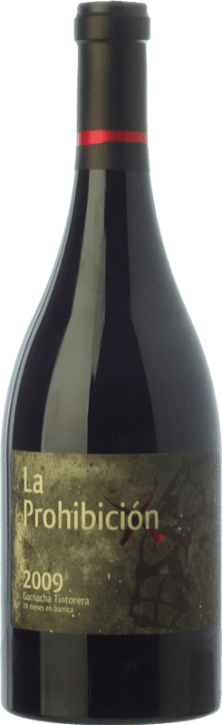 31,95 € Free Shipping | Red wine Pittacum La Prohibición Crianza D.O. Bierzo Castilla y León Spain Grenache Tintorera Bottle 75 cl