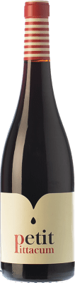 8,95 € Free Shipping | Red wine Pittacum Petit Joven D.O. Bierzo Castilla y León Spain Mencía Bottle 75 cl