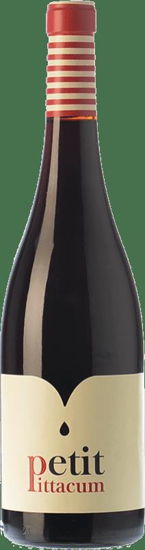 7,95 € Envío gratis | Vino tinto Pittacum Petit Joven D.O. Bierzo Castilla y León España Mencía Botella 75 cl