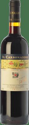 43,95 € Free Shipping | Red wine Podere Poggio Scalette Il Carbonaione I.G.T. Alta Valle della Greve Tuscany Italy Sangiovese Bottle 75 cl
