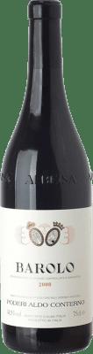 49,95 € Free Shipping   Red wine Aldo Conterno 2008 D.O.C.G. Barolo Piemonte Italy Nebbiolo Bottle 75 cl