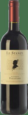 39,95 € Envoi gratuit | Vin rouge Poliziano Le Stanze I.G.T. Toscana Toscane Italie Merlot, Cabernet Sauvignon Bouteille 75 cl