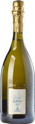 147,95 € Free Shipping | White sparkling Pommery Cuvée Louise Gran Reserva 2002 A.O.C. Champagne Champagne France Pinot Black, Chardonnay Bottle 75 cl. | Thousands of wine lovers trust us to get the best price guarantee, free shipping always and hassle-free shopping and returns.