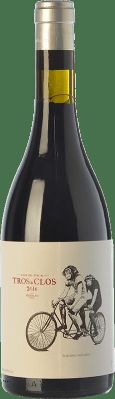 125,95 € Envío gratis | Vino tinto Portal del Priorat Tros de Clos Crianza D.O.Ca. Priorat Cataluña España Cariñena Botella Mágnum 1,5 L