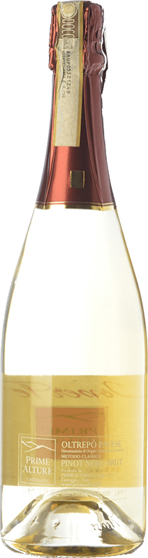 22,95 € Free Shipping   White sparkling Prime Alture Io Per Te Blanc de Noir D.O.C.G. Oltrepò Pavese Metodo Classico Lombardia Italy Pinot Black Bottle 75 cl