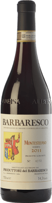 64,95 € Free Shipping | Red wine Produttori del Barbaresco Montestefano D.O.C.G. Barbaresco Piemonte Italy Nebbiolo Bottle 75 cl