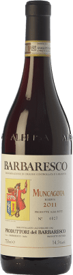 52,95 € Free Shipping | Red wine Produttori del Barbaresco Muncagota D.O.C.G. Barbaresco Piemonte Italy Nebbiolo Bottle 75 cl
