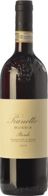 73,95 € Free Shipping | Red wine Prunotto Bussia D.O.C.G. Barolo Piemonte Italy Nebbiolo Bottle 75 cl