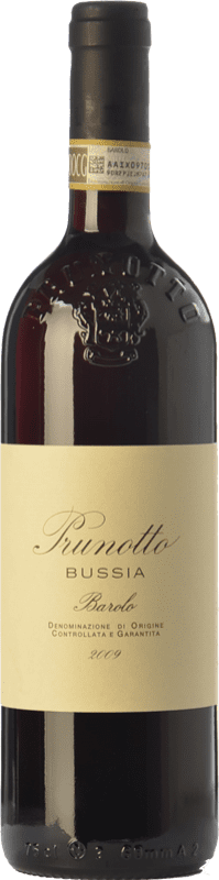 63,95 € Free Shipping | Red wine Prunotto Bussia D.O.C.G. Barolo Piemonte Italy Nebbiolo Bottle 75 cl