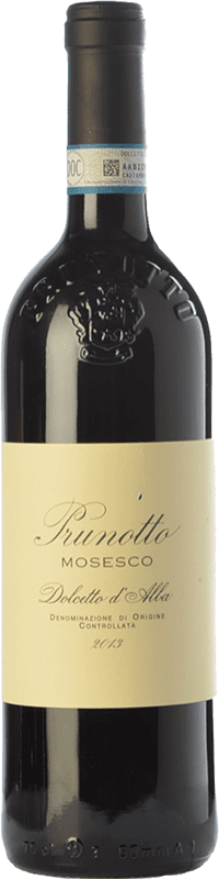 13,95 € Free Shipping | Red wine Prunotto Mosesco D.O.C.G. Dolcetto d'Alba Piemonte Italy Dolcetto Bottle 75 cl