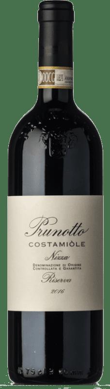 24,95 € Free Shipping | Red wine Prunotto Superiore Costamiòle D.O.C. Barbera d'Asti Piemonte Italy Barbera Bottle 75 cl