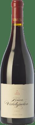 22,95 € Kostenloser Versand | Rotwein Pujanza Finca Valdepoleo Crianza D.O.Ca. Rioja La Rioja Spanien Tempranillo Flasche 75 cl