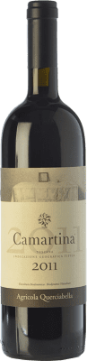 79,95 € Free Shipping | Red wine Querciabella Camartina I.G.T. Toscana Tuscany Italy Cabernet Sauvignon, Sangiovese Bottle 75 cl