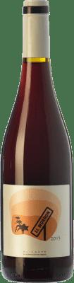11,95 € Kostenloser Versand | Rotwein Bernabé El Morrón Crianza D.O. Alicante Valencianische Gemeinschaft Spanien Grenache Flasche 75 cl
